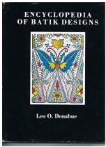 Encyclopedia of Batik Designs Leo O Donahue